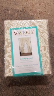 Waverly 84in Curtain Panel