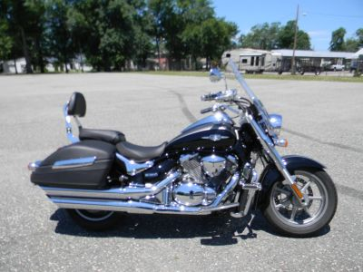 2015 Suzuki Boulevard C90T Touring Motorcycles Springfield, MA
