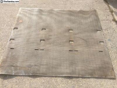 OG brown 66-67 Bus cargo floor mat