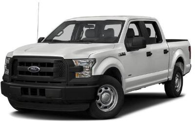 2016 Ford F-150 XLT FX4, ROOF