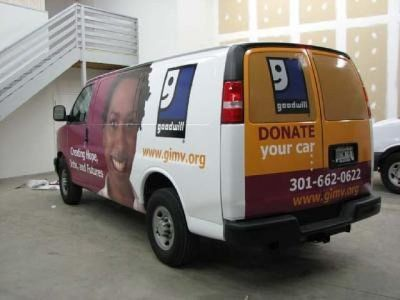 Vehicle Wraps Installers Boston