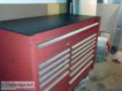 Matco MB workstation roll away toolbox