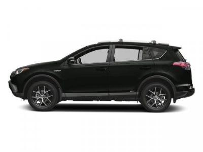 2018 Toyota RAV4 Hybrid SE (Black Sand Pearl)