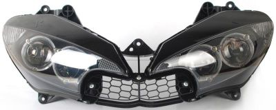 Sell HEADLIGHT HEAD LIGHT ASSEMBLY FOR YAMAHA R6 03 04 05 R6S 03 04 05 06 07 08 09 motorcycle in Jacksonville, Florida, US, for US $50.95