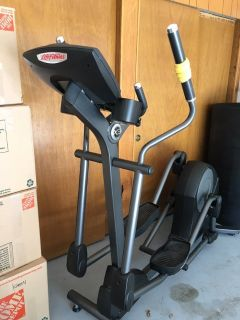 Life Fitness X30 Elliptical Cross-Trainer