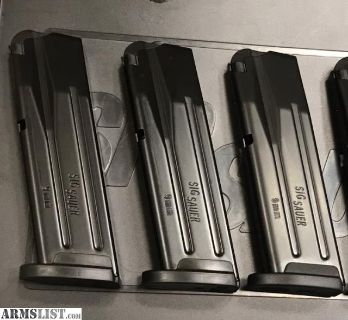 For Sale: Sig p320 magazines