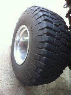 $800 BF Goodrich Tires