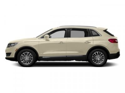 2018 Lincoln MKX Reserve (Ivory Pearl Metallic Tri-Coat)