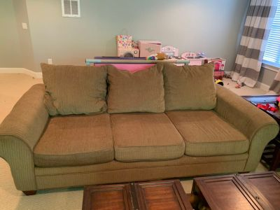 FREE couch and oversized chair
