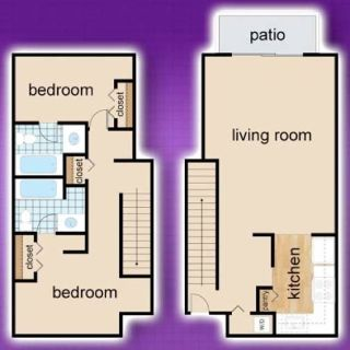 Sublease - Campus Palms Apartments