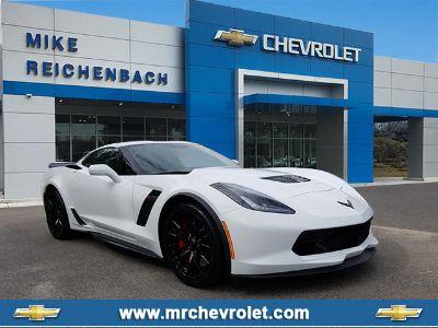 2019 Chevrolet Corvette Z06 2LZ (Arctic White)