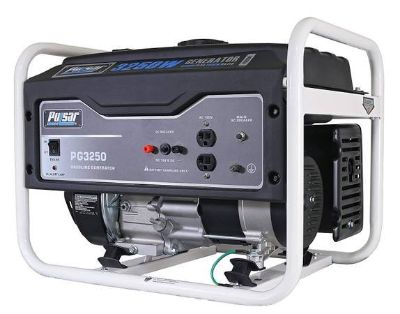 Portable Generator Pulsar 3250 Gas Powered