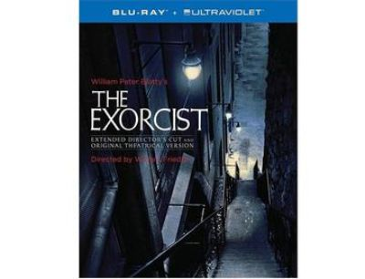 The exorcist extended directors cut and original theatrical