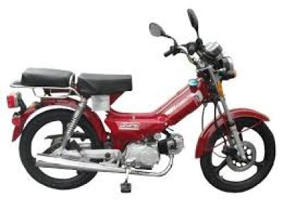 2014 SSR 50cc Mopeds.