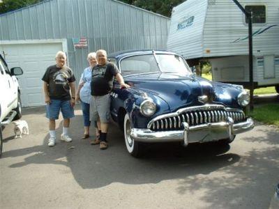 1949 Buick Dynamic Super 8