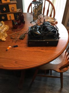 XBOX 360 with games and a controller!!!
