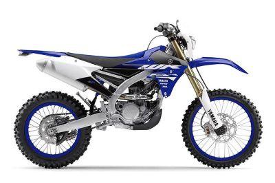 2018 Yamaha WR250F Motorcycle Off Road Woodinville, WA