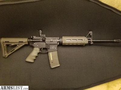 For Sale/Trade: M&P AR-15