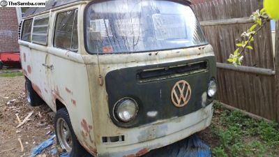 1970 Westy project - 1776