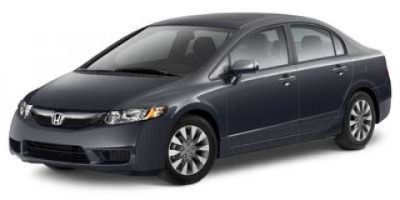 2010 Honda Civic EX (Gray)