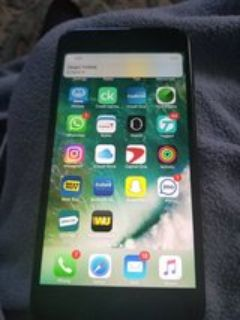 iPhone 7plus like new