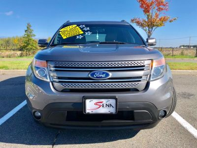 2011 Ford Explorer Limited (Sterling Grey Metallic)