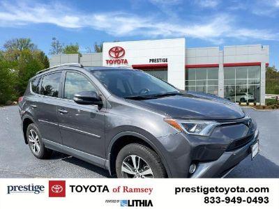 2018 Toyota RAV4 XLE (Gray)