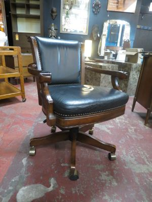 SALE! Vintage Antique style Mahogany desk chair