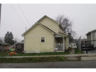 3 Bed 1 Bath Foreclosure Property in Rittman, OH 44270 - Grant St