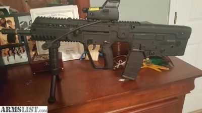 For Trade: Tavor X95,300 Blkout
