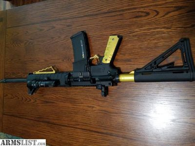 For Sale/Trade: Ruger Ar556 package