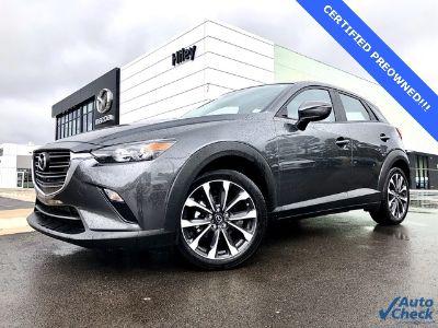 2019 Mazda CX-3 (Machine Gray Metallic)