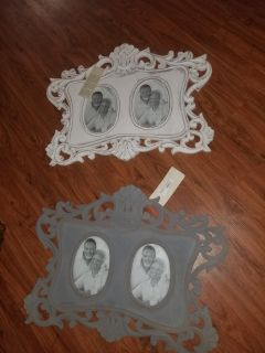 new picture frame( wood) price each