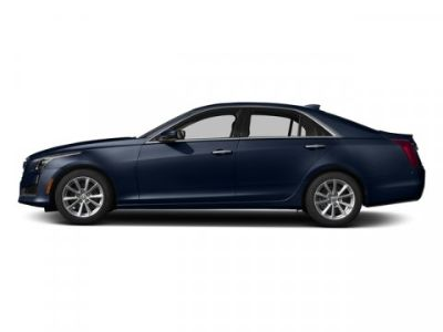 2018 Cadillac CTS 2.0T Luxury Collection (Dark Adriatic Blue Metallic)