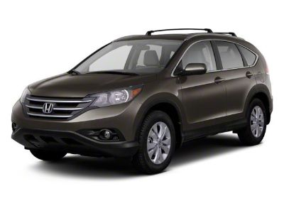 2012 Honda CR-V EX-L (Green)