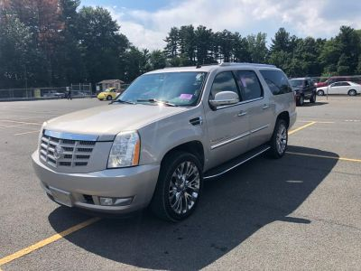 2008 Cadillac Escalade ESV Base (Gold Mist)