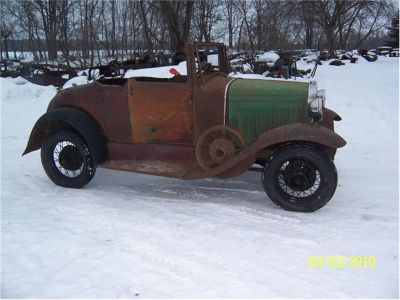 1930 Ford Cabriolet
