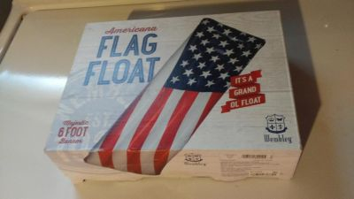New Pool Flag Float from Macys