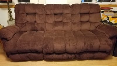 Sofa Recliner Brown