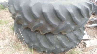 Rear Tractor Tires 18.4x34