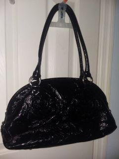Black handbag new.