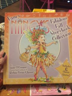 Fancy Nancy storybook Collection