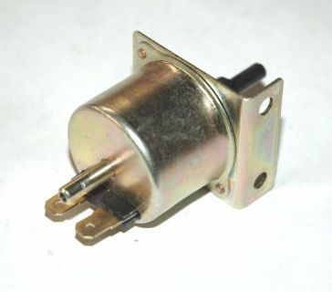 Buy 1968 72 5638276 WIPER DOOR SOLENOID CORVETTE/MOUNTS BEHIND TACHOMETER CORRECT RE motorcycle in Justice, Illinois, United States, for US $63.95