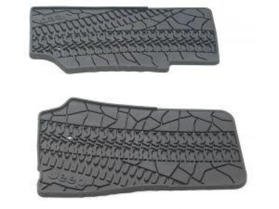 Find 2011 2012 DCH Jeep Wrangler JK Slush Floor Mat mats 82210164AB motorcycle in Temecula, California, US, for US $58.00