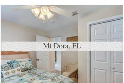 MOUNT DORA RENTAL COTTAGE IN THE HEART OF DOWNTOWN!