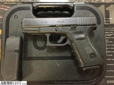 For Sale: Glock 38