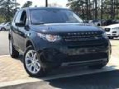 new 2019 Land Rover Discovery Sport for sale.