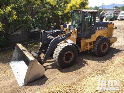 2012 (unverified) John Deere 644K Wheel Loader