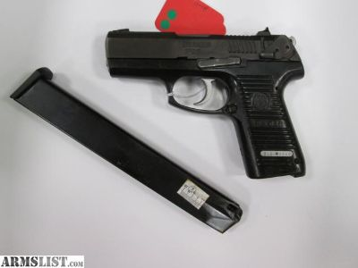 For Sale: Used Ruger P95 9mm