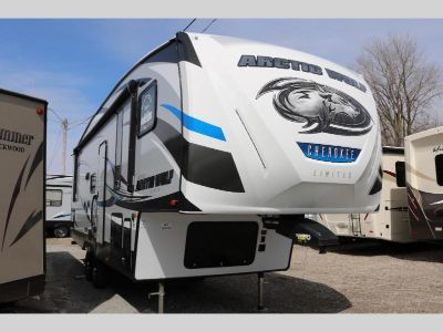 2019 Forest River Rv Cherokee Arctic Wolf 265DBH8